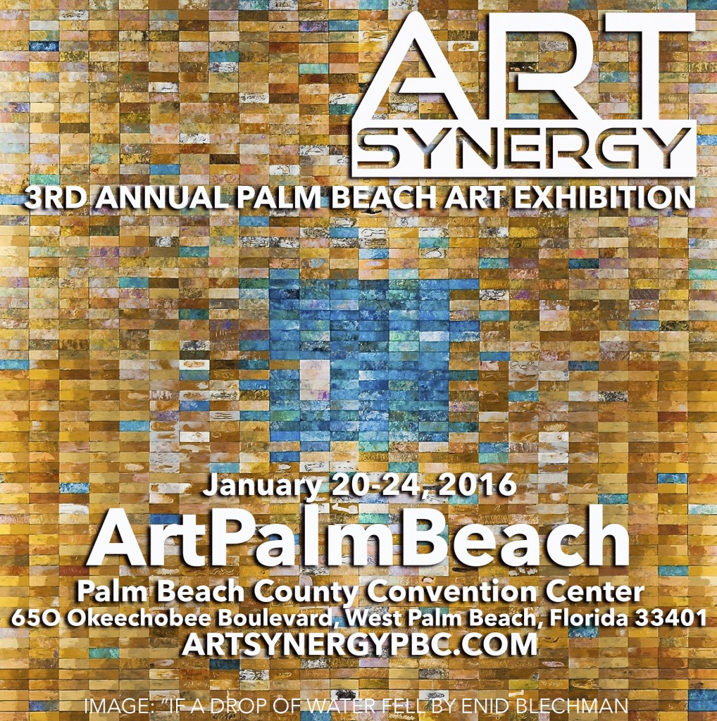 Art Synergy 2016 palmbeachconvention